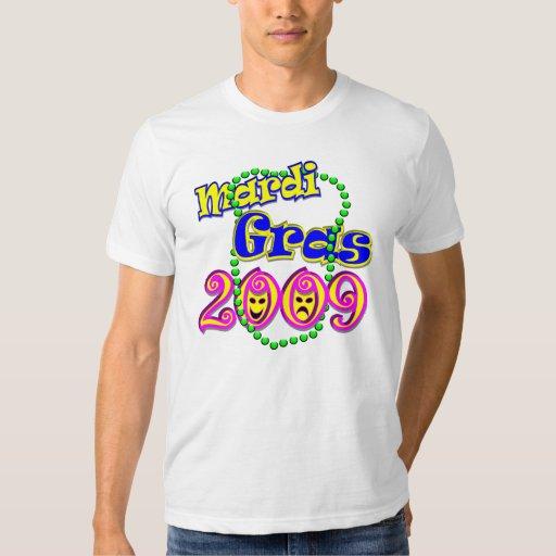 Camisetas del carnaval 2009 para cada uno poleras