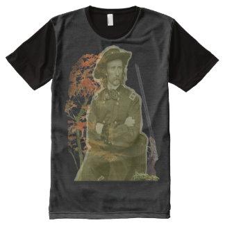 Camisetas del cazador del fantasma