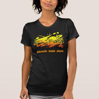 Camisetas del chapoteo de Sun Playera