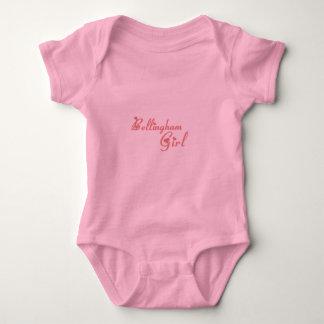 Camisetas del chica de Bellingham Polera