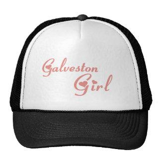 Camisetas del chica de Galveston Gorros