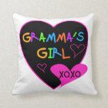 Camisetas del chica de Gramma, tazas, botones, cas Cojines