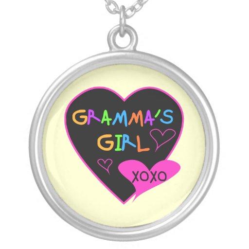 Camisetas del chica de Gramma, tazas, botones, cas Pendientes