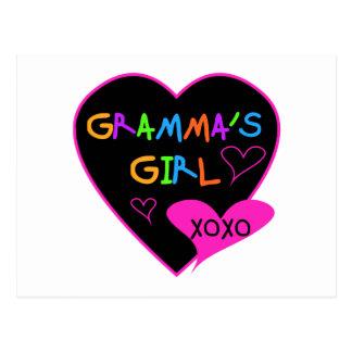 Camisetas del chica de Gramma, tazas, botones, Postales
