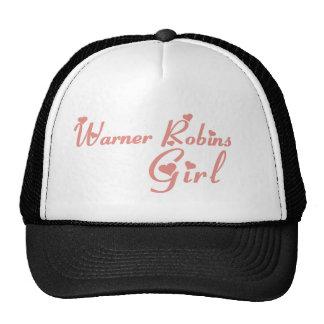 Camisetas del chica de los petirrojos de Warner Gorro