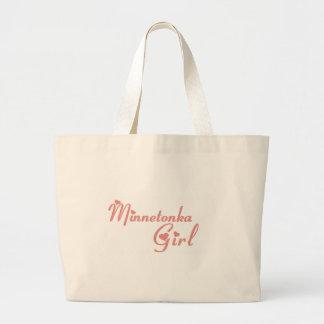 Camisetas del chica de Minnetonka Bolsas De Mano