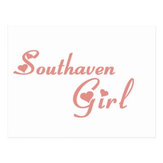 Camisetas del chica de Southfield Postal
