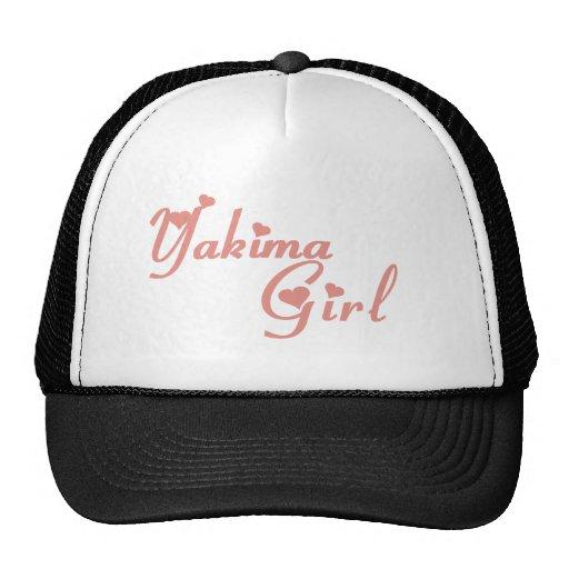 Camisetas del chica de Yakima Gorras De Camionero