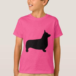 Camisetas del Corgi Galés del Pembroke Camisas