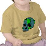 Camisetas del cráneo de los muchachos y regalos de