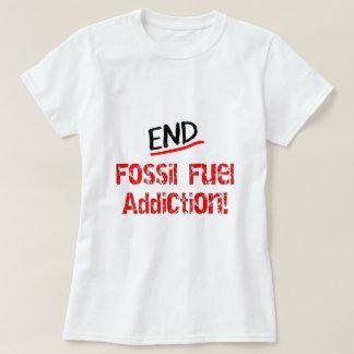 Camisetas del derramamiento del Apego-Aceite del