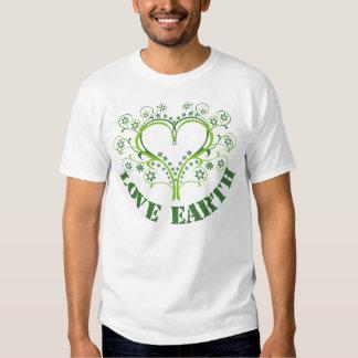 Camisetas del Día de la Tierra Camisas