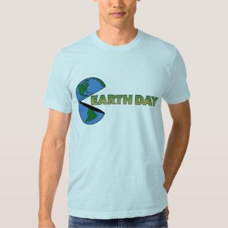 Camisetas del Día de la Tierra Polera
