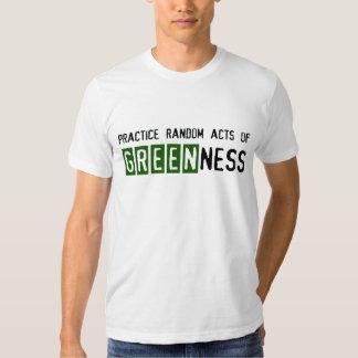 Camisetas del Día de la Tierra Remeras