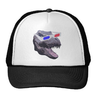 Camisetas del dinosaurio gorro