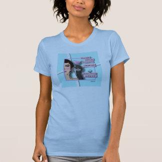 Camisetas del Dos-fer de los diamantes y de los Remeras