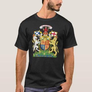 Camisetas del escudo de armas de Escocia