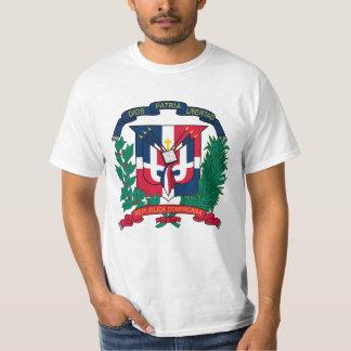 Camisetas del escudo de armas de la República Poleras