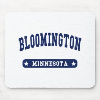 Camisetas del estilo de la universidad de Blooming Tapete De Ratones