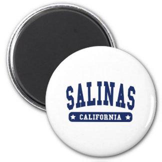Camisetas del estilo de la universidad de Californ Imán Redondo 5 Cm