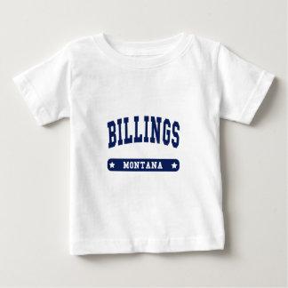 Camisetas del estilo de la universidad de Montana Camisas
