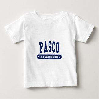 Camisetas del estilo de la universidad de Pasco