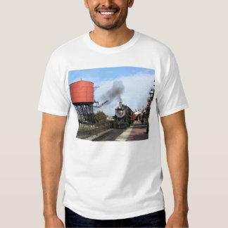 Camisetas del ferrocarril de Strasburg Playeras