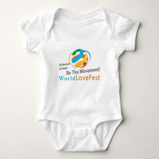 camisetas del fest del amor del mundo poleras
