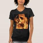 Camisetas del fuego
