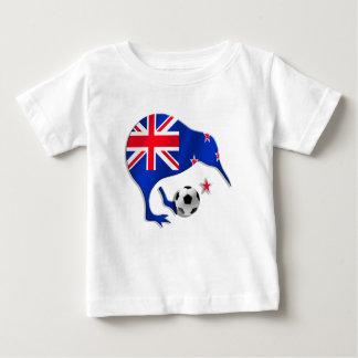 Camisetas del fútbol de Nueva Zelanda Remera