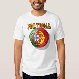Camisetas del fútbol de Portugal - Camisetas Portu Playeras