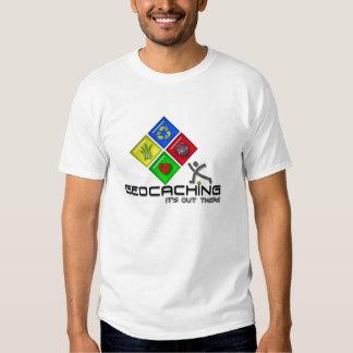 ¡Camisetas del gráfico de Stickman del logotipo de Polera