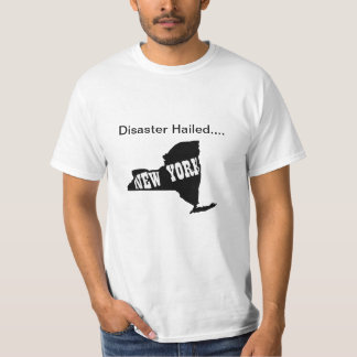 Camisetas del huracán de Sandy Playeras