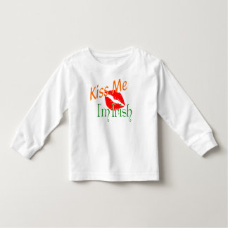 Camisetas del irlandés de la camiseta del día del