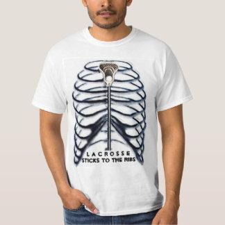 camisetas del lacrosse playera