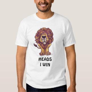 Camisetas del león remera