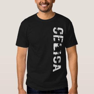 Camisetas del logotipo de Celica Vert Remeras
