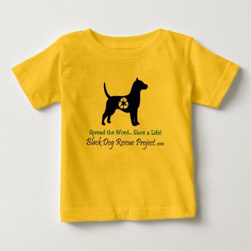 Camisetas del logotipo de los niños remeras