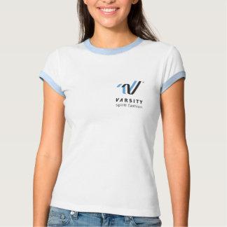 Camisetas del logotipo playeras