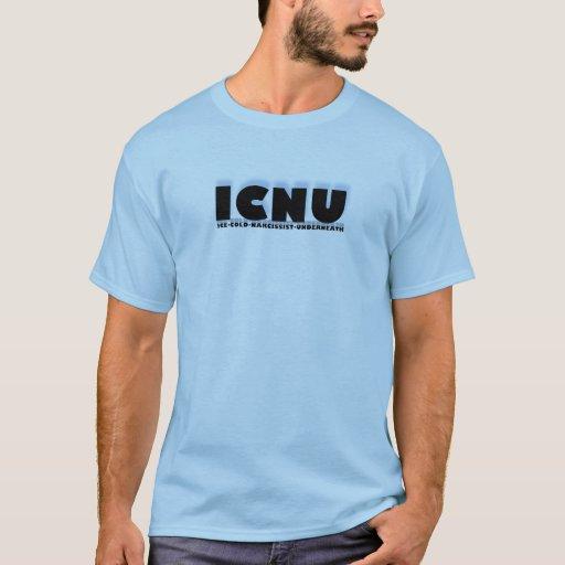 """Camisetas del MCS del """"ICNU"""" de InnovativDezynz"""
