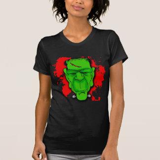 Camisetas del monstruo de Frankenstein Playeras
