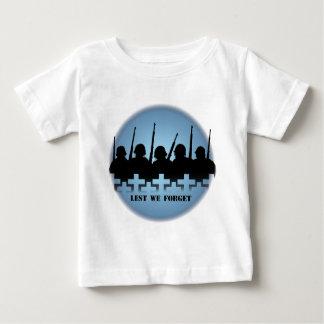 Camisetas del monumento de guerra de las camisetas