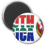 Camisetas del mundial 2010 de Suráfrica Imanes