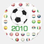 Camisetas del mundial Suráfrica 2010