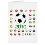 Camisetas del mundial Suráfrica 2010 Felicitacion