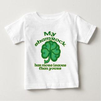 Camisetas del niño del chiste del trébol de Snarky