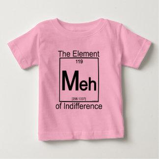 Camisetas del niño del elemento MEH Camisas