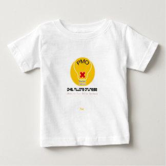 Camisetas del niño del PMO Playera