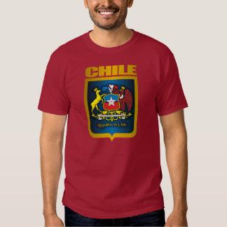"""""""Camisetas del oro de Chile"""" Poleras"""