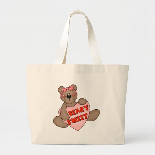 Camisetas del oso de peluche y regalos del oso de  bolsa de mano